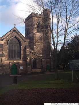 Photo:St. John the Baptist Church, Beeston