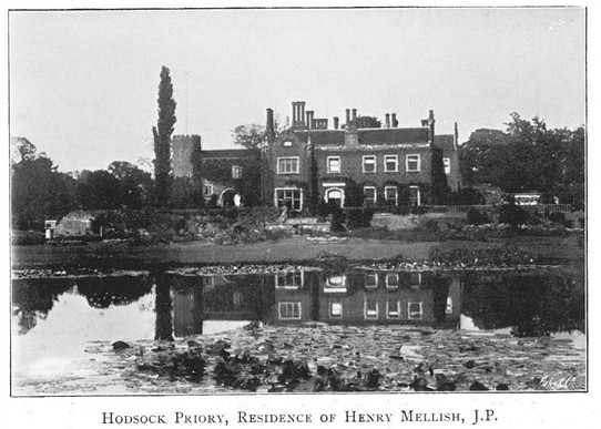 Photo: Illustrative image for the 'Hodsock Priory' page