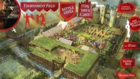 Photo:Yet another Robin Hood Theme Park that never was