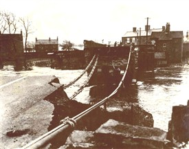 Photo: Illustrative image for the 'Nottinghamshire Floods - 1947' page