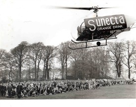 Photo: Illustrative image for the 'First Helicopter Landing in Mansfield' page