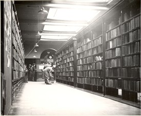 Photo: Illustrative image for the 'Mansfield Library' page