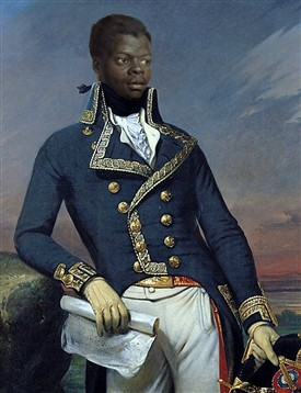 Photo:Toussainte Louverture